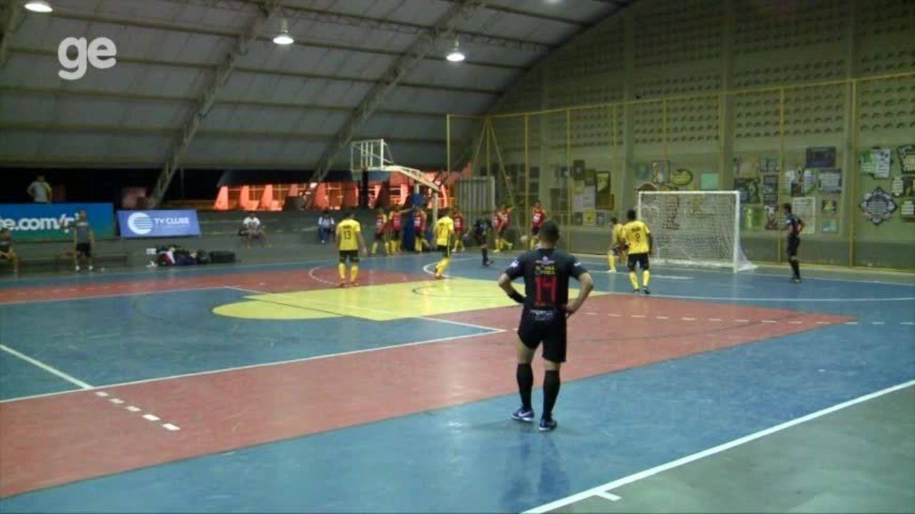 Gol de Luiz (Só Nois) - AABB 4 x 2 Só Nois