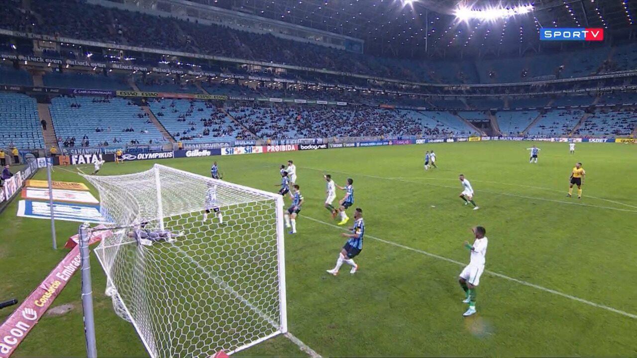 Grêmio 3 x 3 Chapecoense