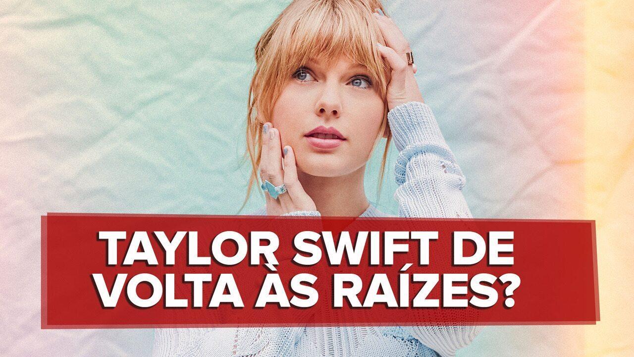 'Lover' é a música mais careta de Taylor Swift em anos