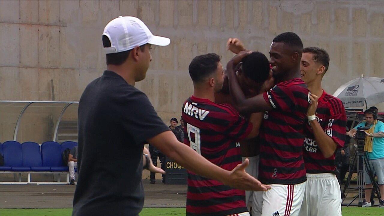 Melhores momentos de Flamengo 2 x 1 Corinthians pela final do Campeonato Brasileiro Sub-17