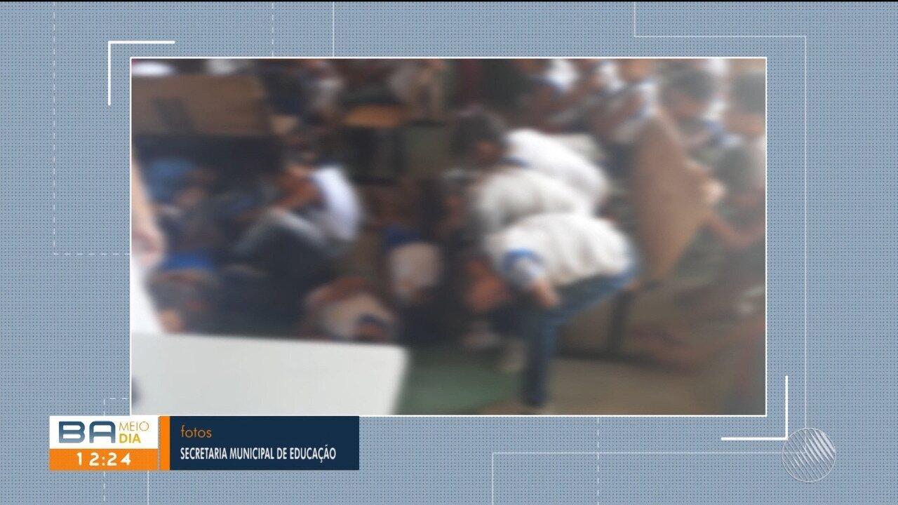 Tiroteio em bairro de Itabuna assusta estudantes em escola; aulas foram suspensas