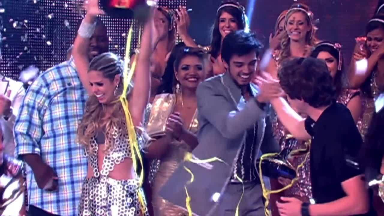 Rodrigo Simas relembra experiência no 'Dança dos Famosos'