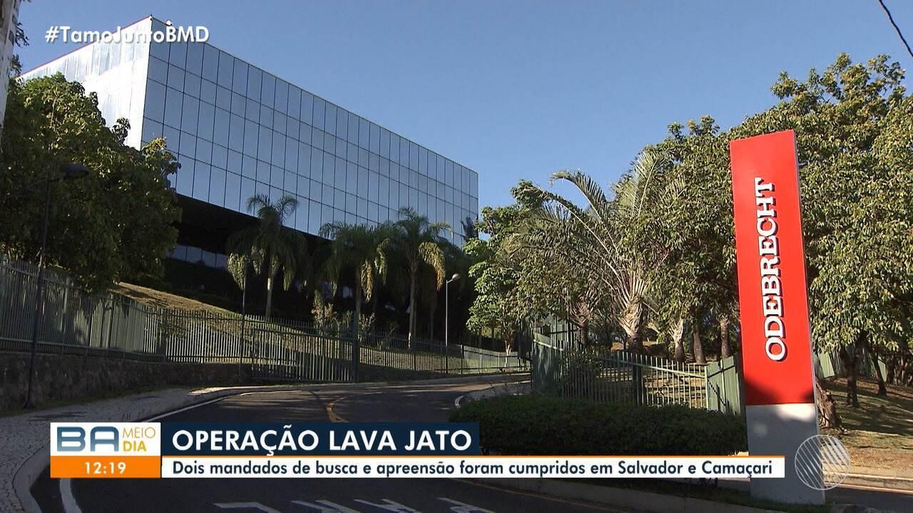 Lava Jato: Polícia Federal cumpre mandato de busca e apreensão em Salvador e Camaçari
