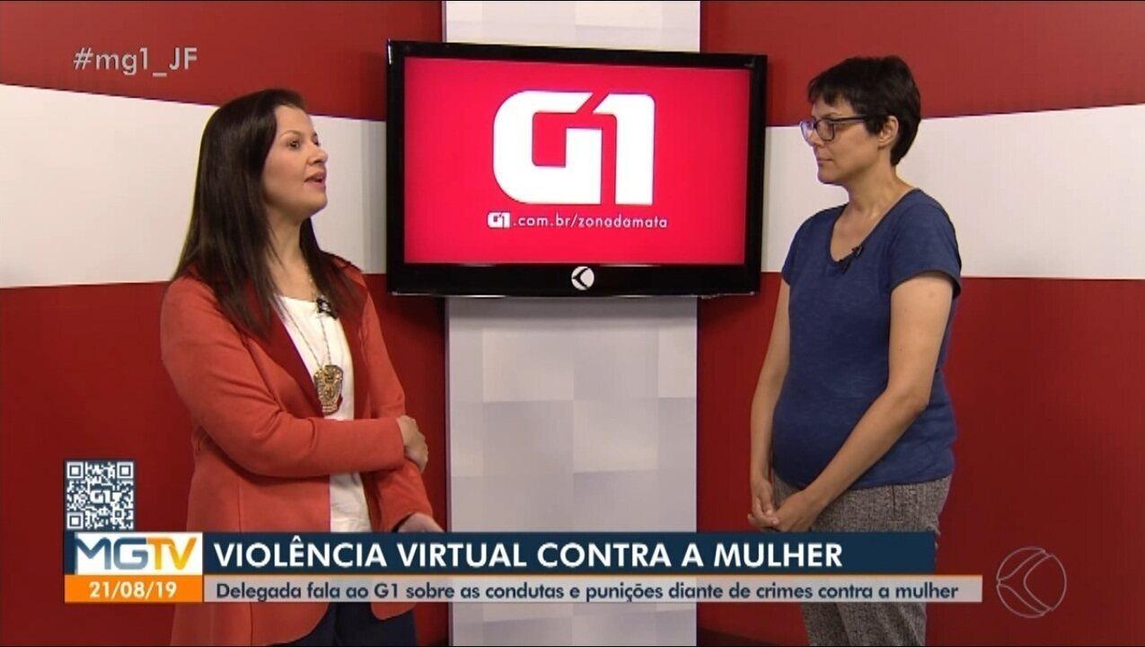 MG Tec: Advogado e delegada de Juiz de Fora orientam sobre crimes sexuais online