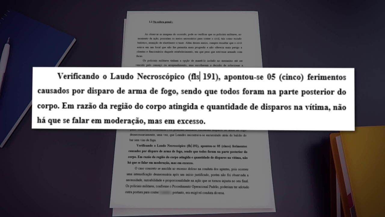 Exclusivo: Corregedoria aponta reviravolta no caso da morte de sushiman