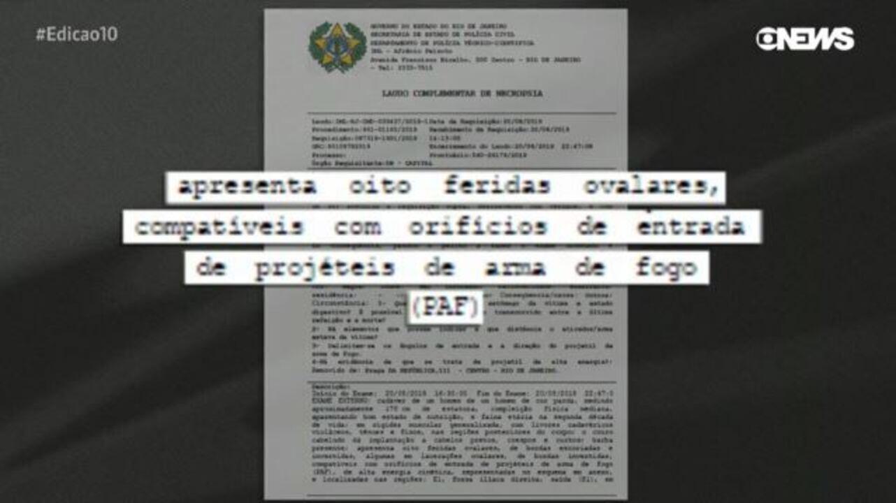 Laudo aponta que sequestrador levou ao menos seis tiros na Ponte Rio-Niterói