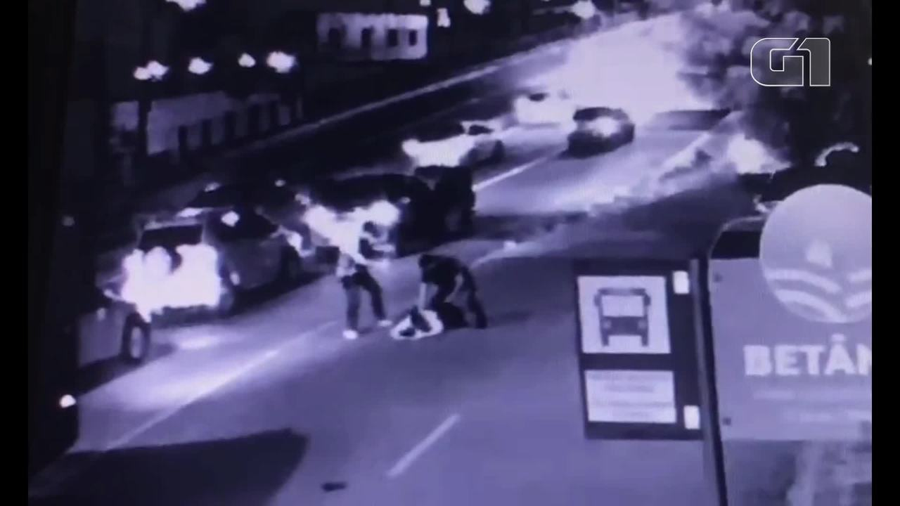 Policial envolvido em extorsão é baleado durante abordagem, em Fortaleza