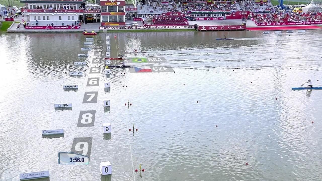 Isaquías Queiroz vence semifinal no Mundial de canoagem