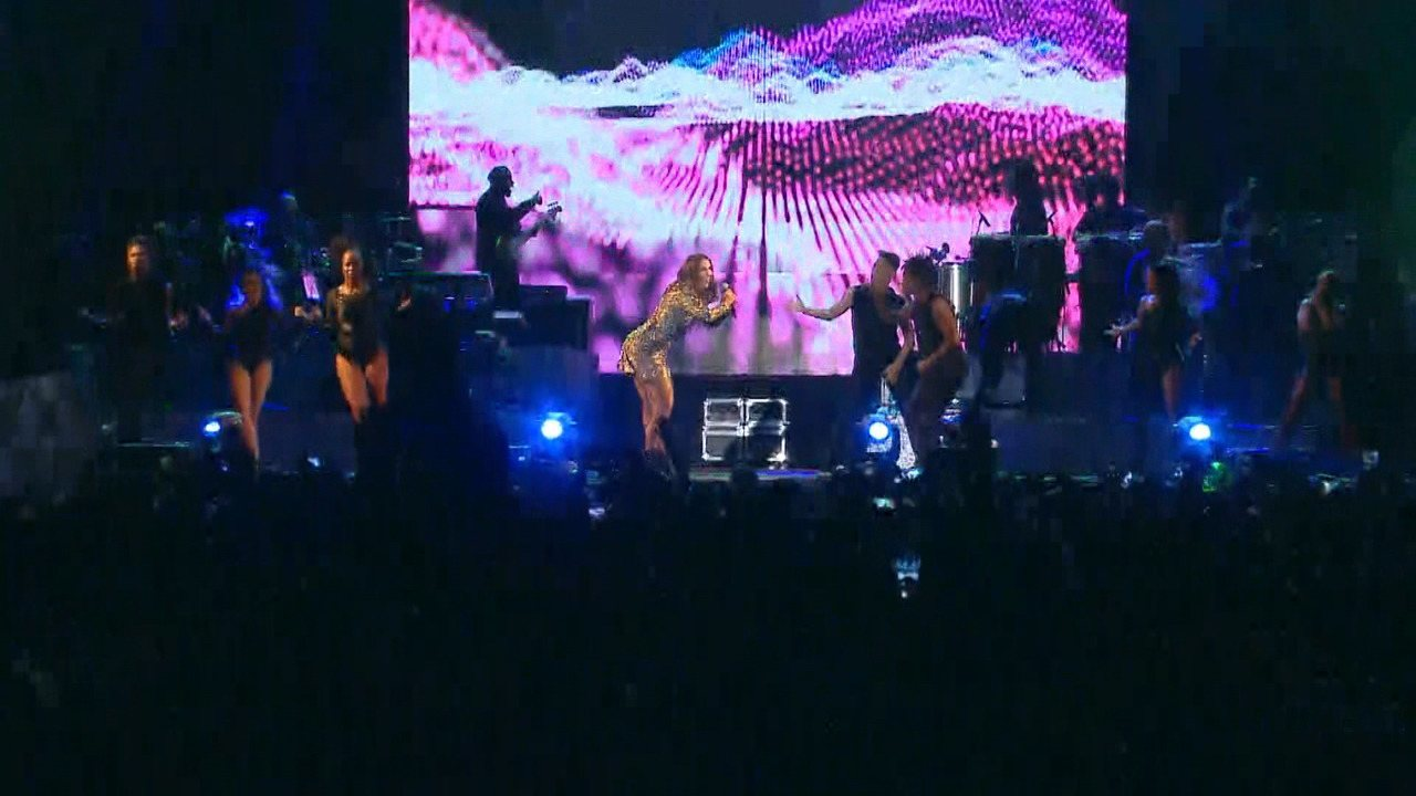 Ivete Sangalo canta Sorte Grande no FIB 2019
