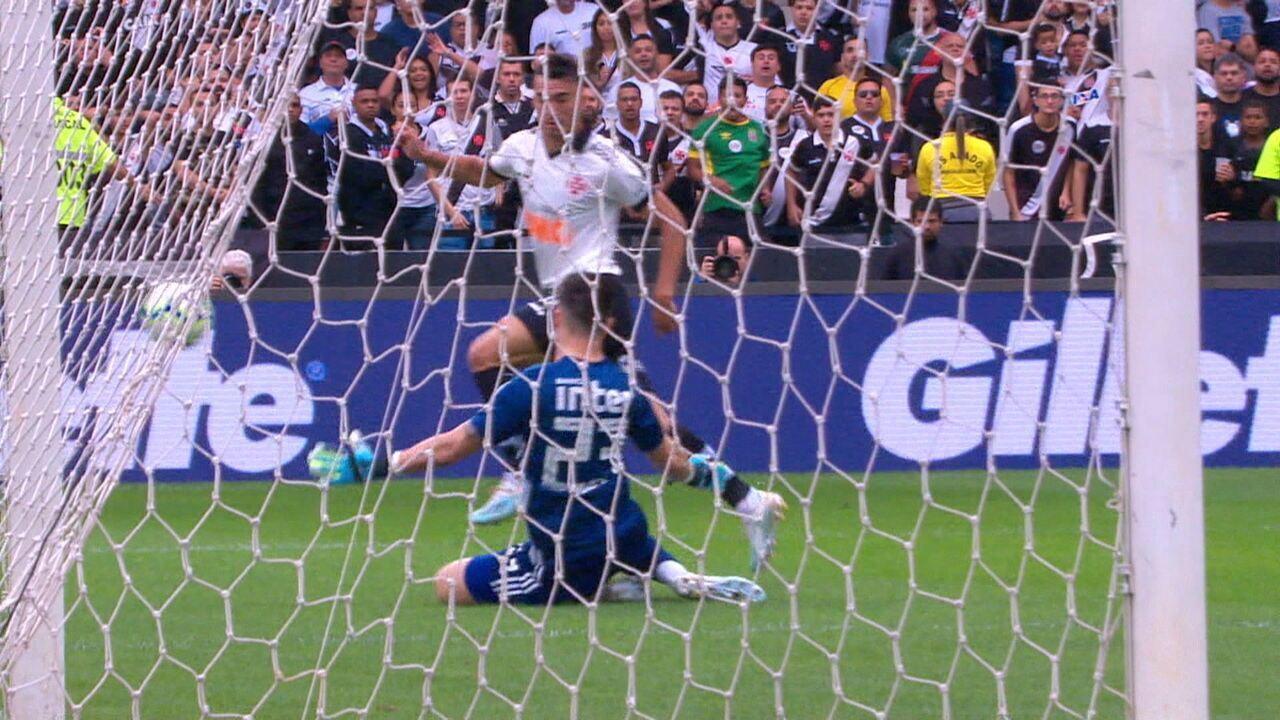 Melhores momentos: Vasco 2 x 0 São Paulo pela 16ª rodada do Brasileirão 2019
