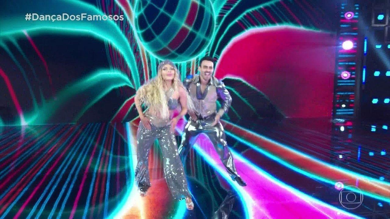 Veja a apresentação de Luísa Sonza no 'Dança dos Famosos'