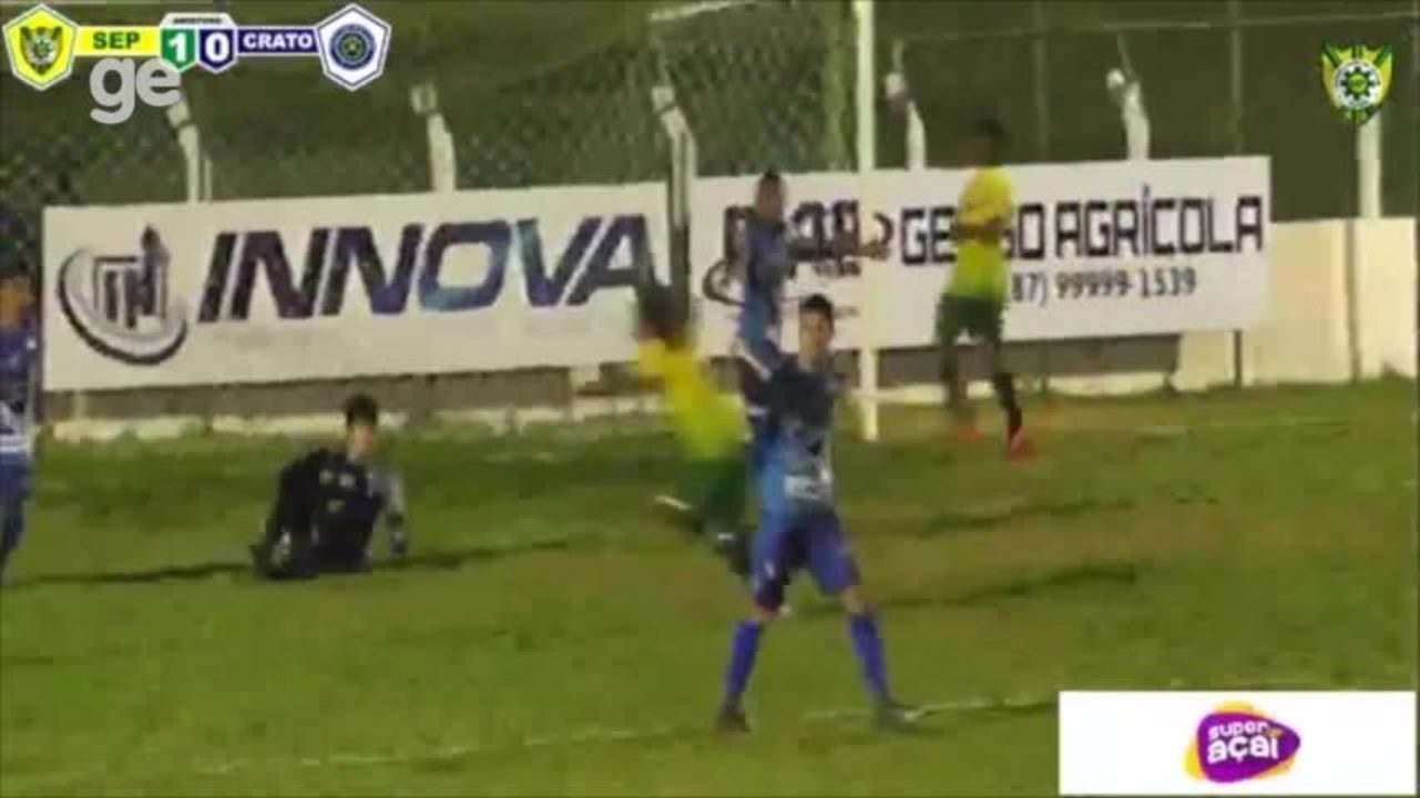 Veja os gols do amistoso Picos 5 x 1 Crato