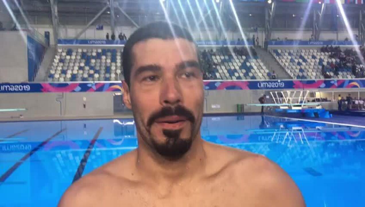 Daniel Dias comenta sua 30ª medalha