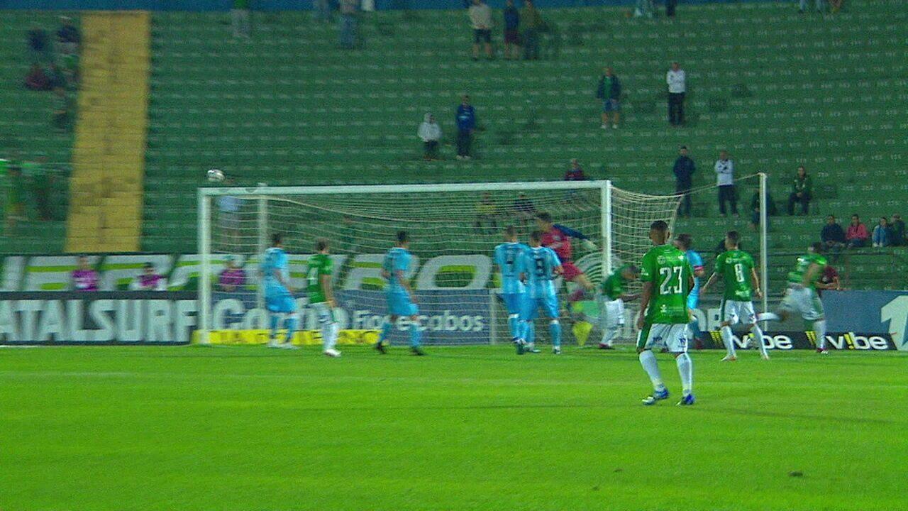 Melhores momentos de Guarani 1 x 0 Londrina pela 19ª rodada do Campeonato Brasileiro Série B