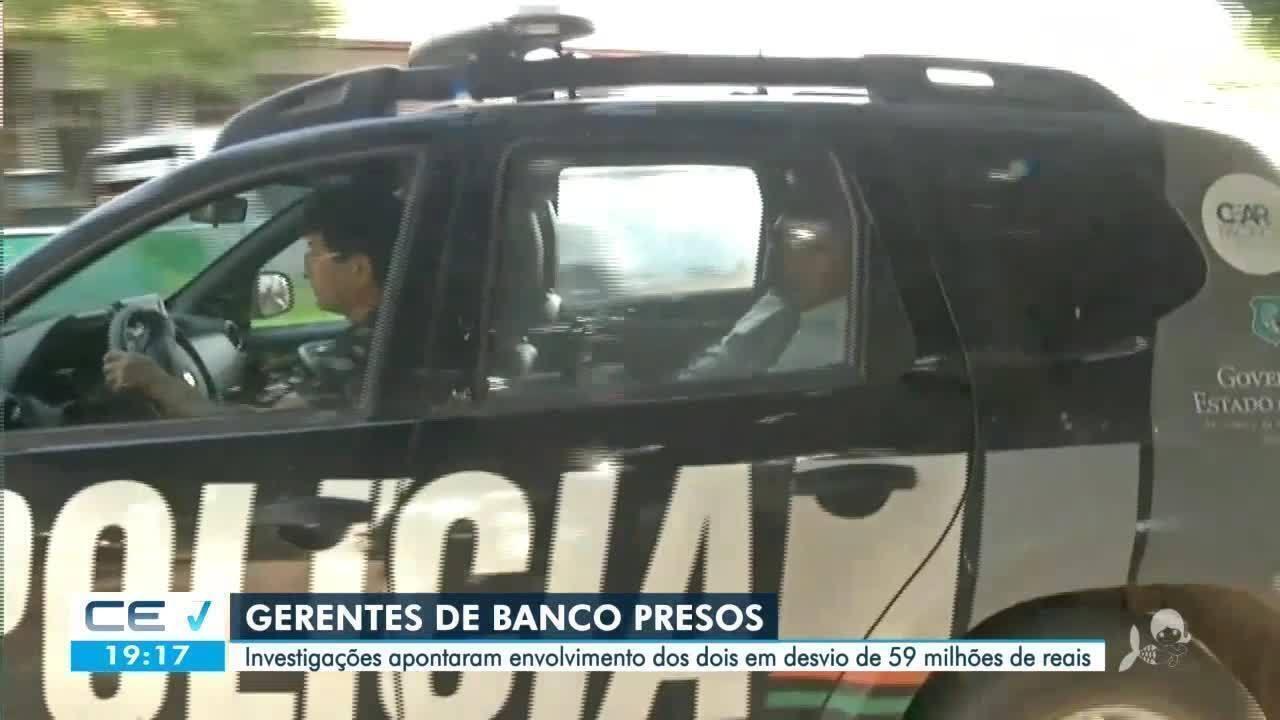 Gerentes do Banco do Brasil são presos suspeitos de envolvimento em esquema milionário