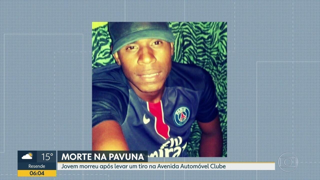 Homem morre baleado quando voltava do trabalho, na Pavuna
