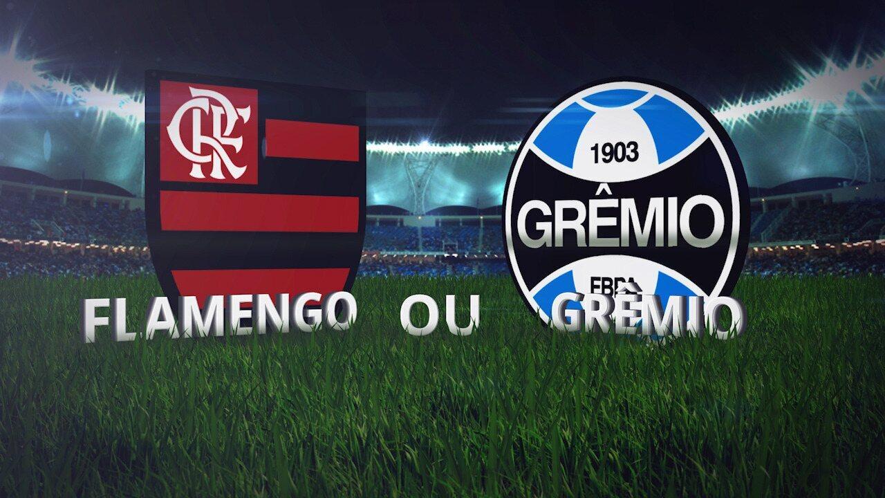 Grêmio Ou Flamengo Quem Tem O Melhor Futebol Do Brasil