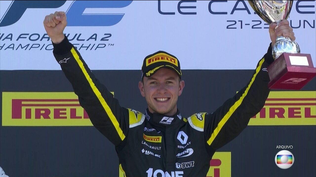 Acidente envolvendo cinco carros mata piloto francês durante GP da Bélgica de Fórmula 2