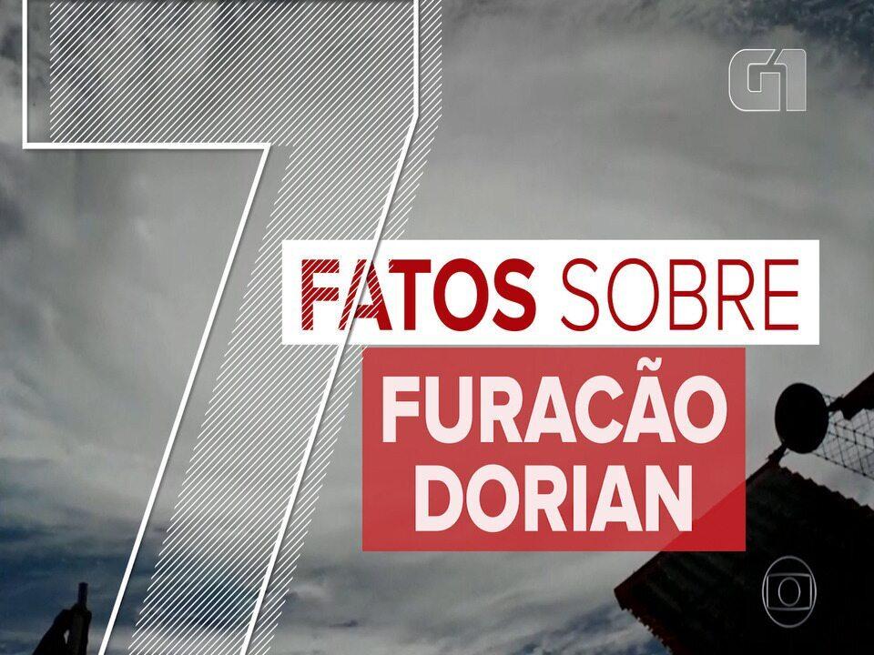 7 fatos: furacão Dorian deixa rastro de destruição nas Bahamas e segue para os EUA
