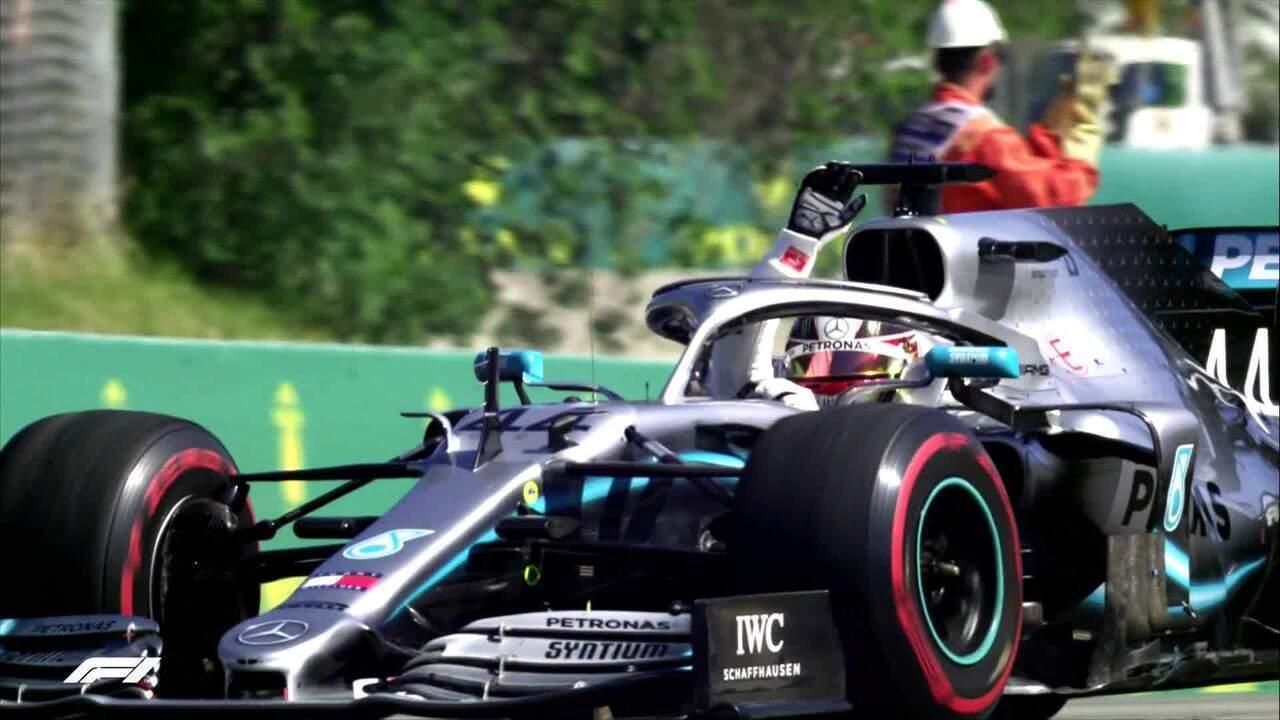 Chamada F1 Itália