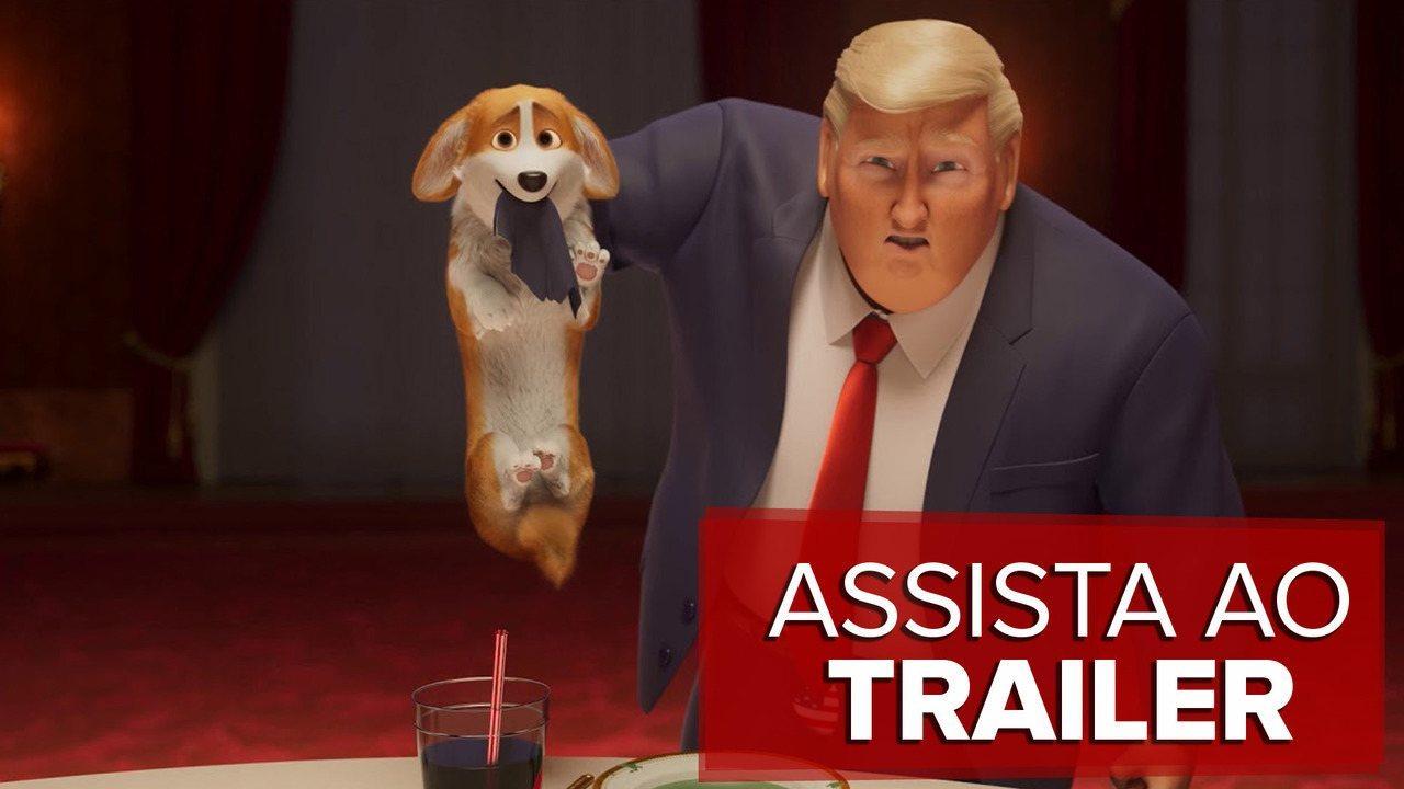 Trailer de 'Corgi - Top dog