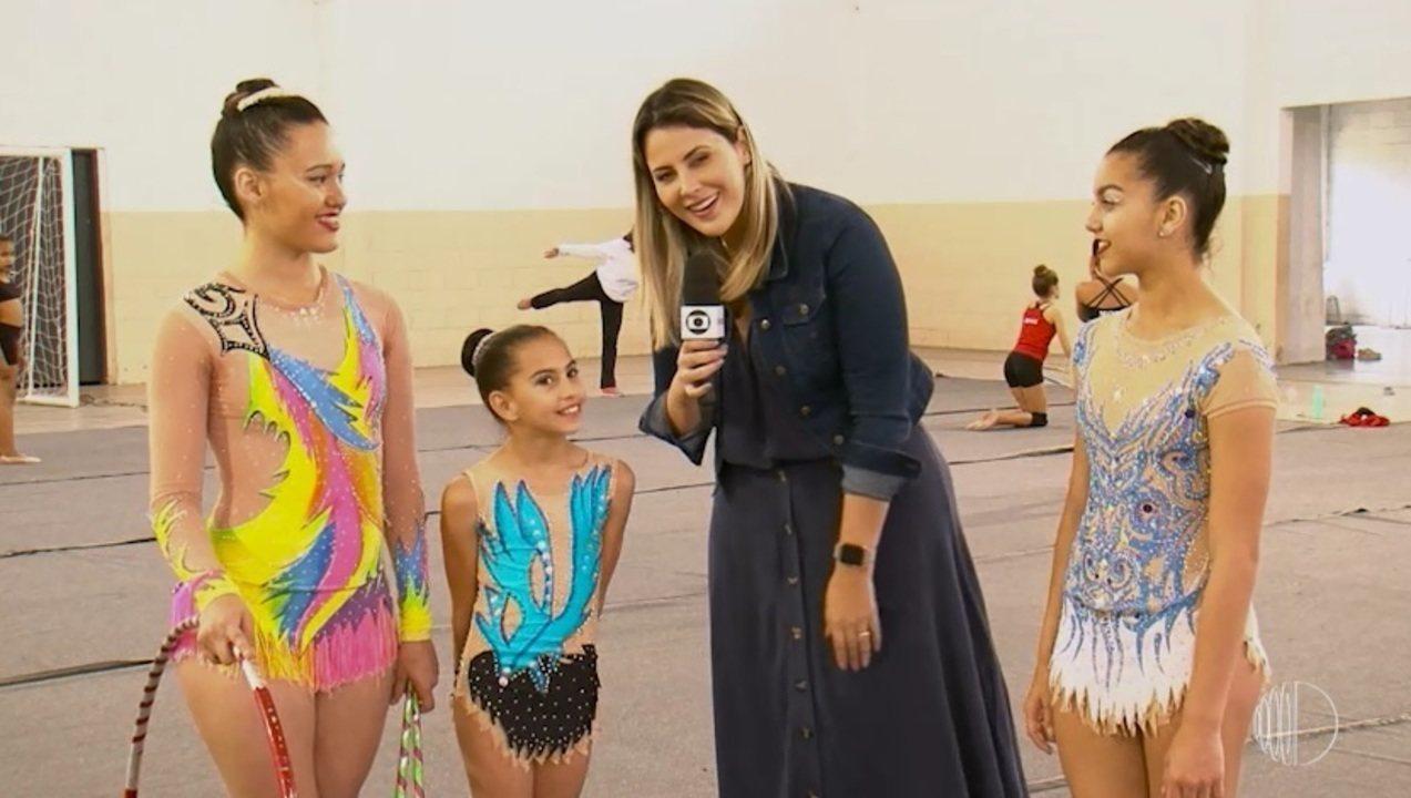 Ginastas de Mogi vão representar o Brasil no Chile