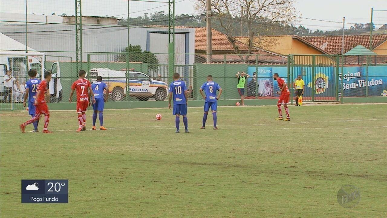 Atlético TC vence o Santarritense e coloca um pé nas quartas de final da Segundona