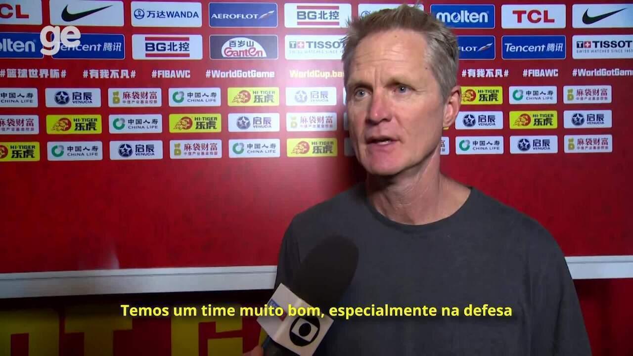 """Auxiliar dos EUA diz que a vitória brasileira é possível: """"Não somos super-homens"""""""