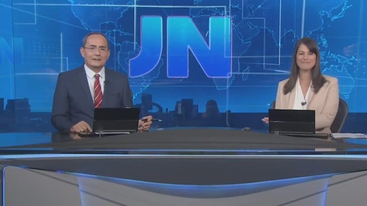 Em despedida no Jornal Nacional, Ayres Rocha agradece participação e diz que o Acre existe