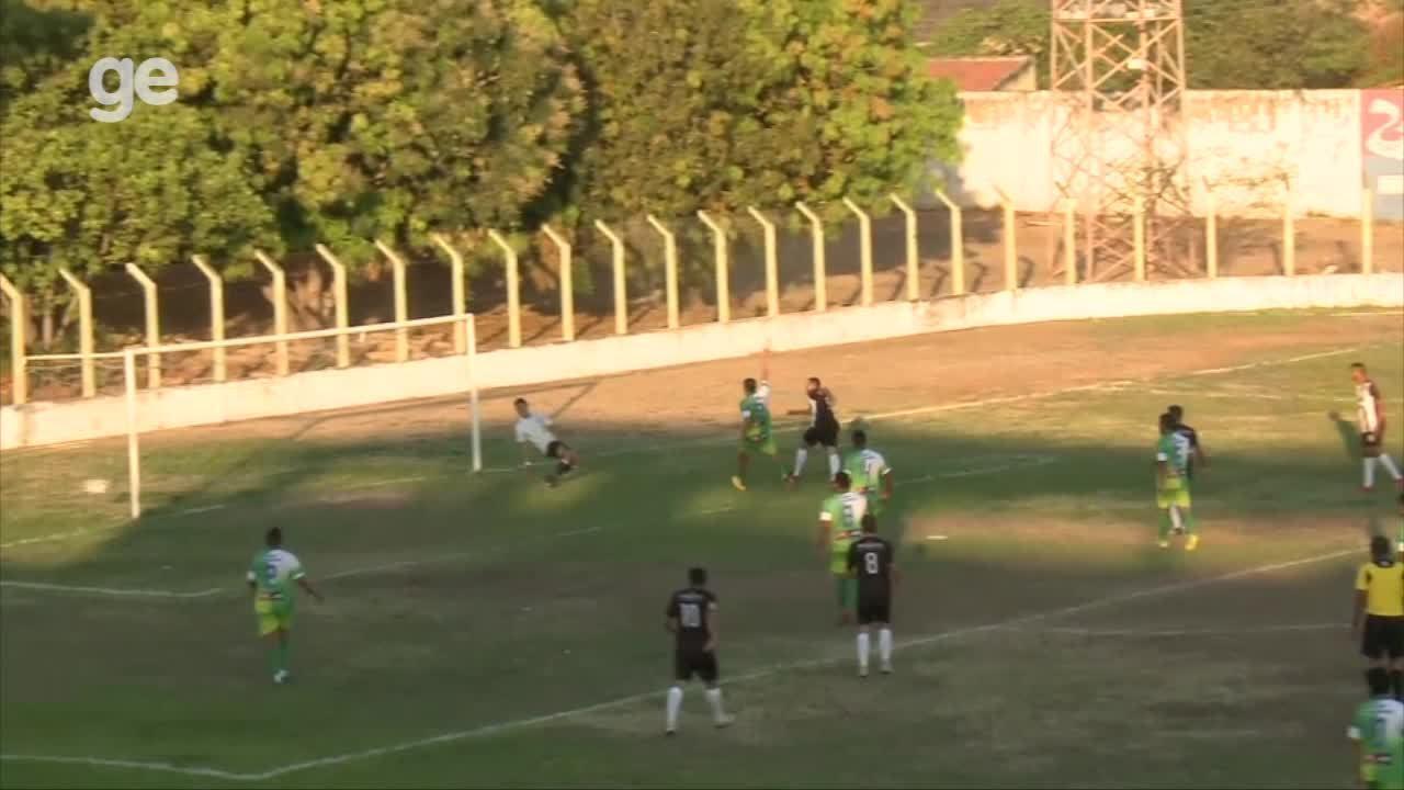 Cori-Sabbá 3 x 1 Francisco Ayres - os gols do amistoso preparativo para a Série B