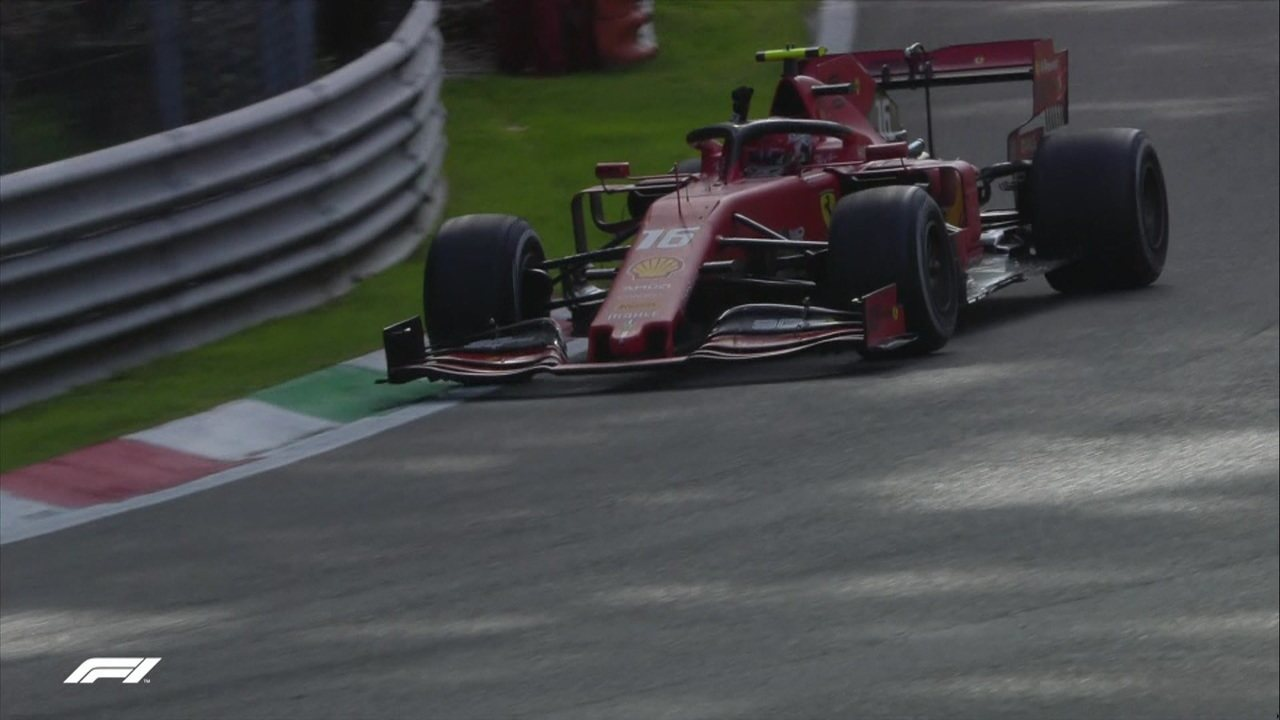 GP de Monza de Fórmula, na íntegra - Charles Leclerc vence a corrida com Bottas em segundo e Hamilton em terceiro.
