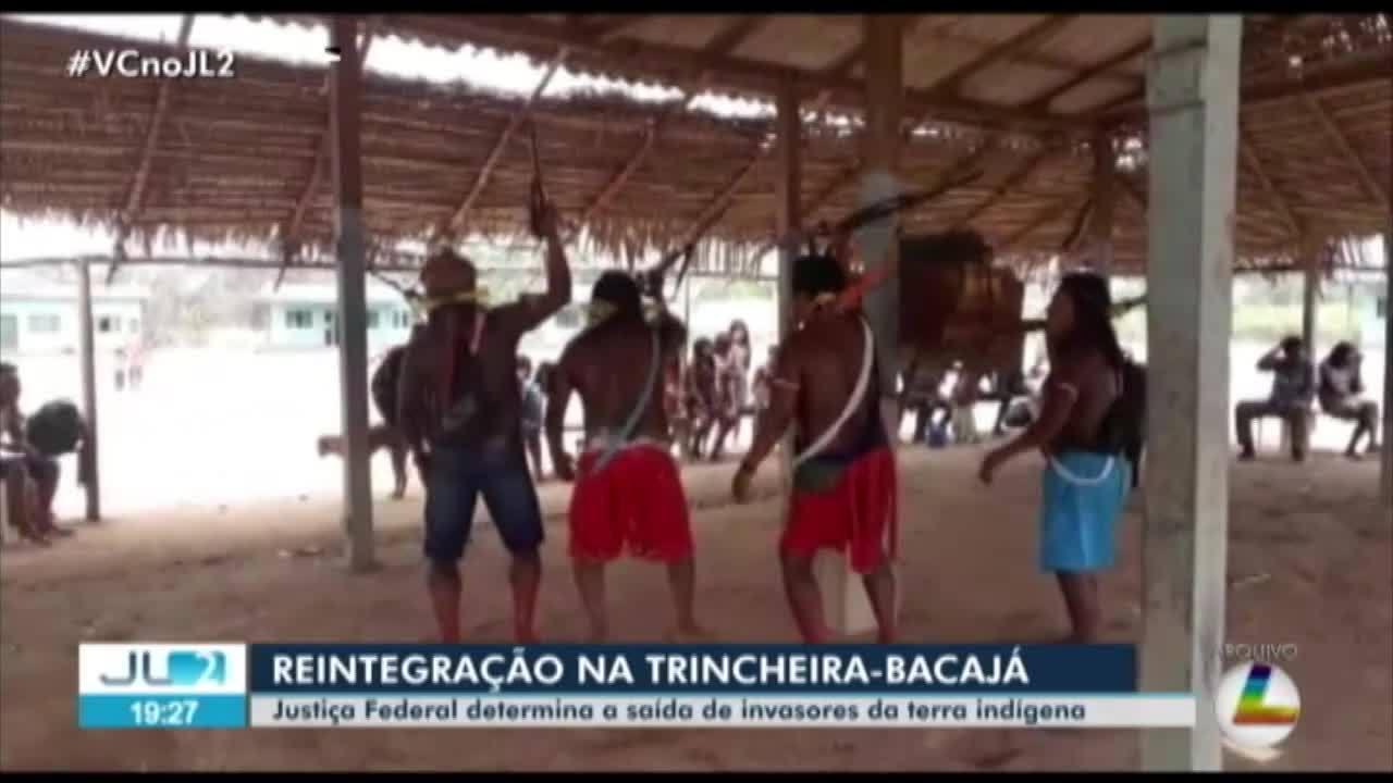 Justiça Federal determina reintegração de posse contra invasores em terra indígena no PA