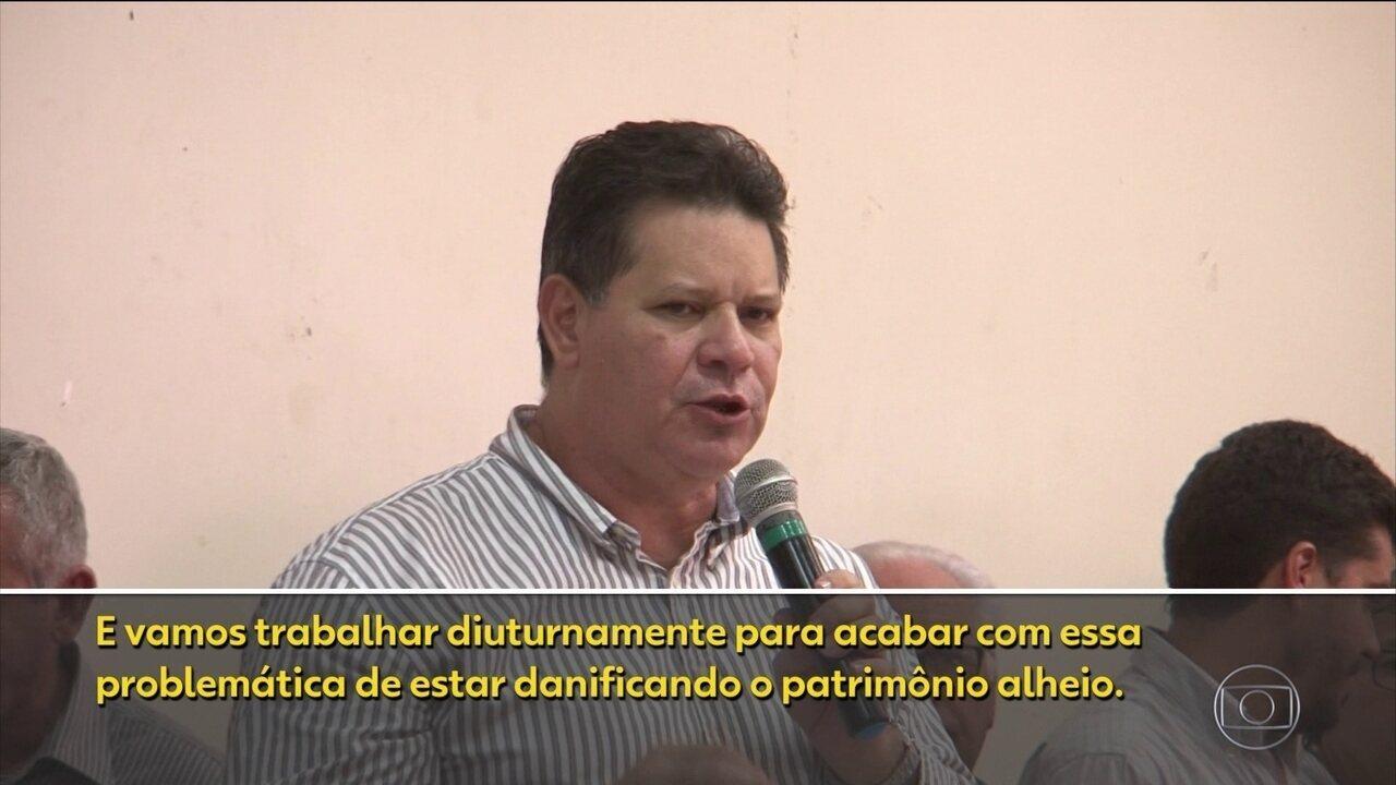 Chefe do Ibama no Pará diz que órgão vai parar de queimar máquinas de garimpo ilegal