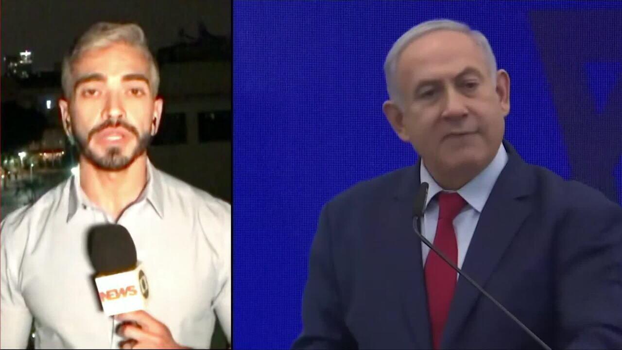 Netanyahu pretende anexar parte da Cisjordânia se for reeleito