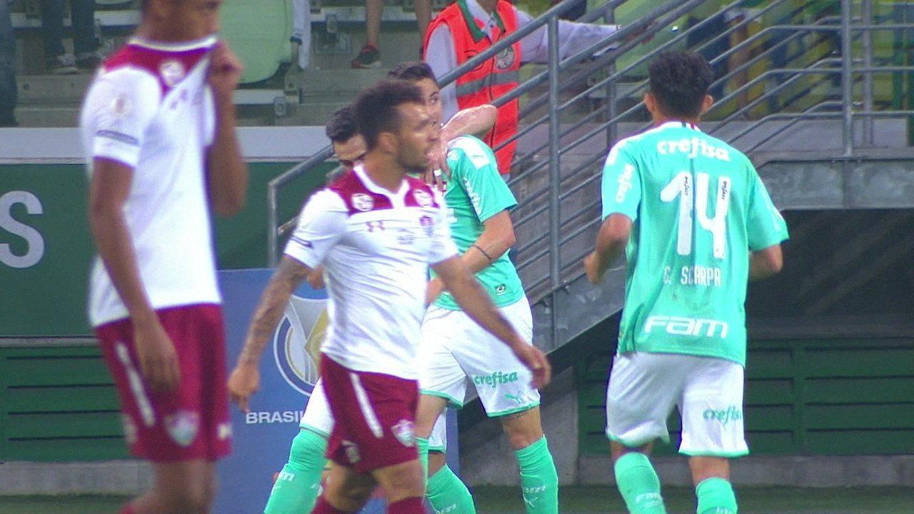 Melhores momentos: Palmeiras 3 x 0 Fluminense pela 16ª rodada do Brasileirão 2019