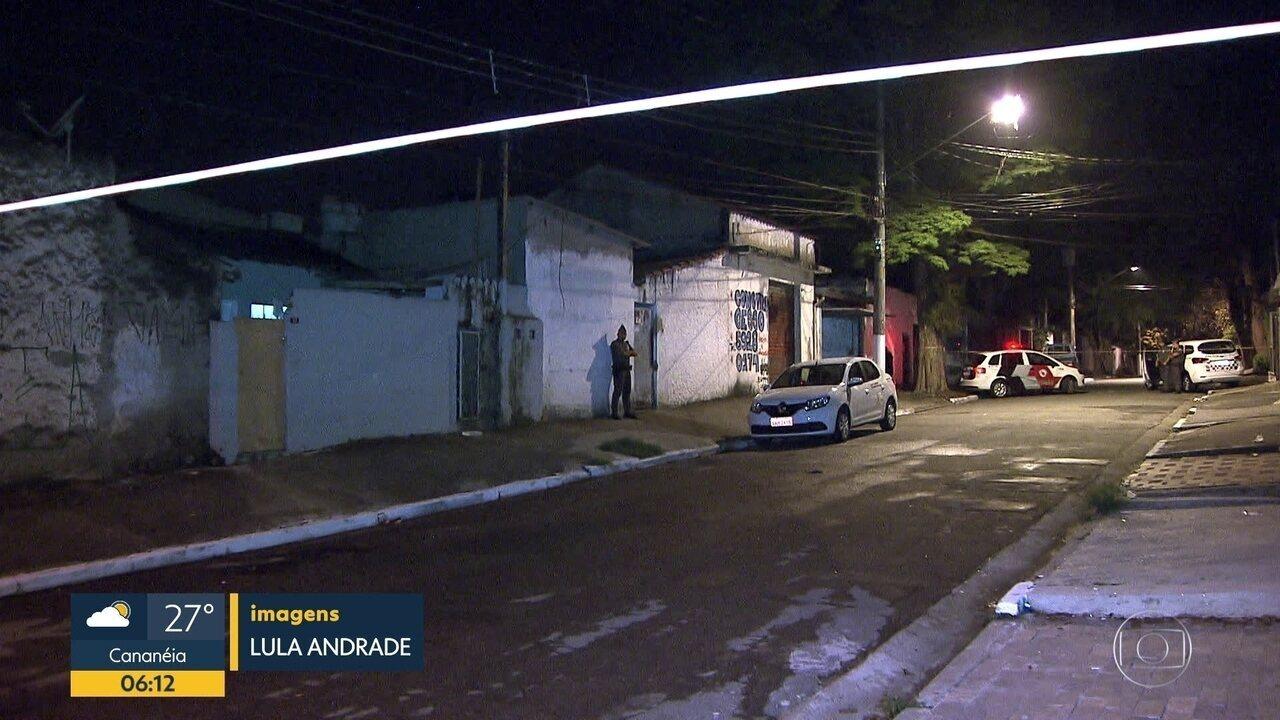 Incêndio deixa um morto na Zona Sul de São Paulo