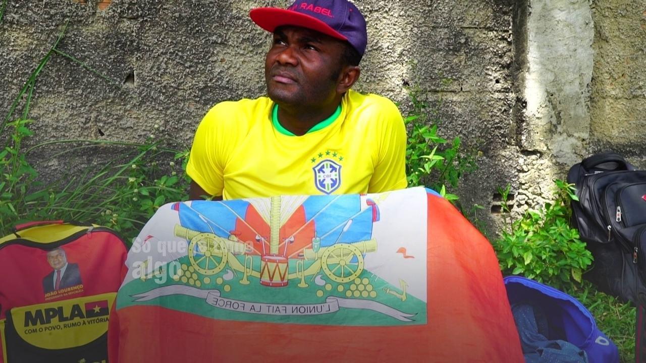 A história do haitiano, fã de Ronaldinho Gaúcho, que sobreviveu ao terremoto de 2010