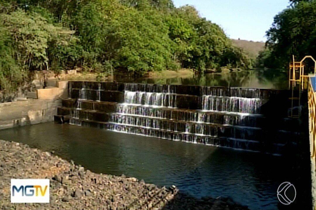 Sistema de transposição do Rio Claro em Uberaba é acionado para garantir abastecimento