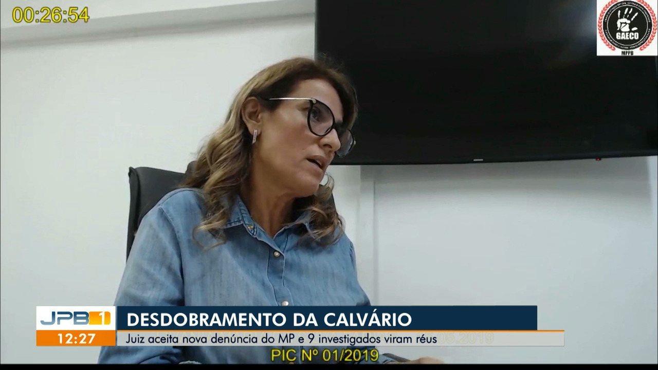 Nove investigados viram réus na Operação Calvário na Paraíba