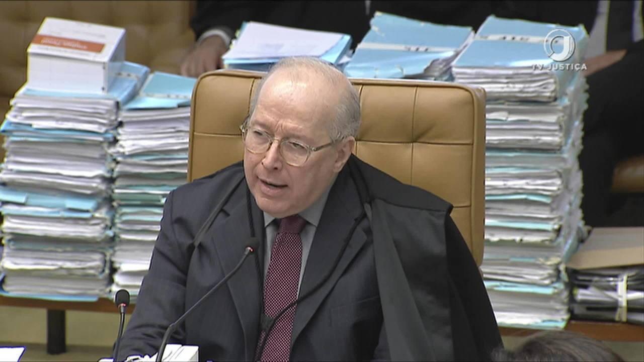 'O Ministério Público não se curva à onipotência do poder', diz Celso de Mello