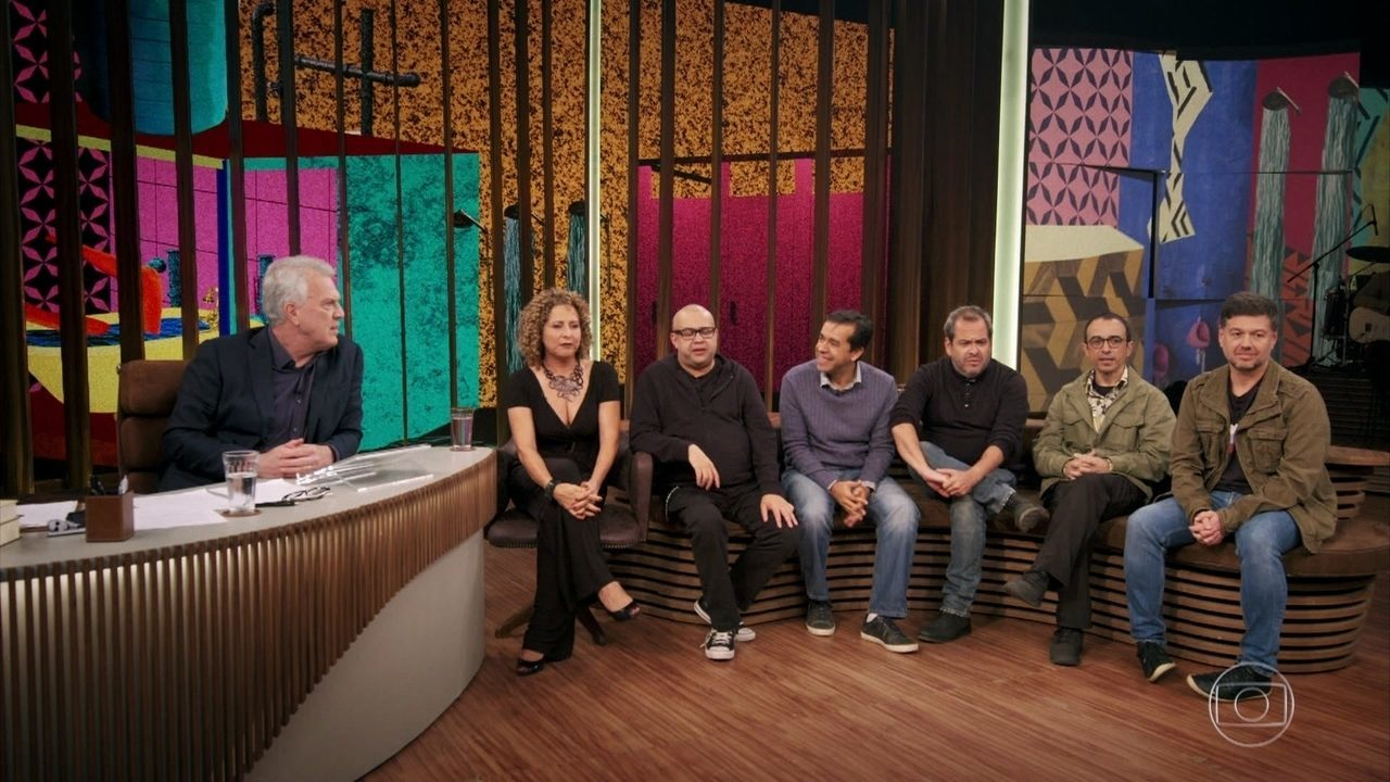 """Humoristas falam sobre adaptação da peça """"Hermanoteu"""" para o cinema"""