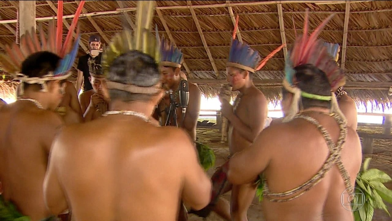 Produtor musical cria biblioteca digital com sons da Amazônia