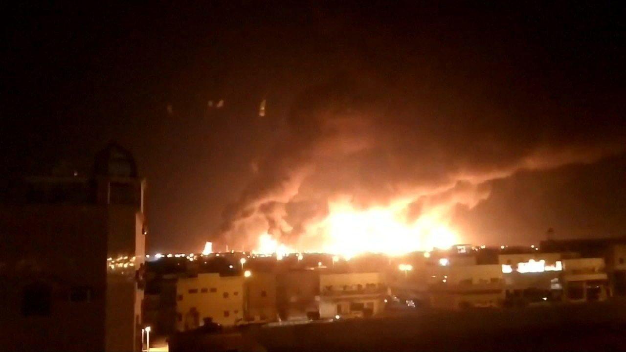 Ataque à refinarias na Arábia Saudita atinge 5% da produção global de petróleo