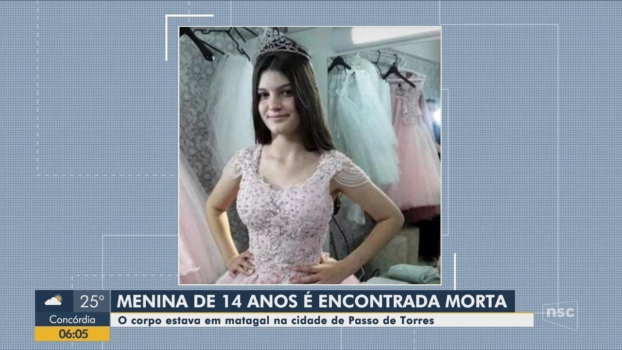 Corpo de adolescente de 14 anos é encontrado em matagal de Passo de Torres
