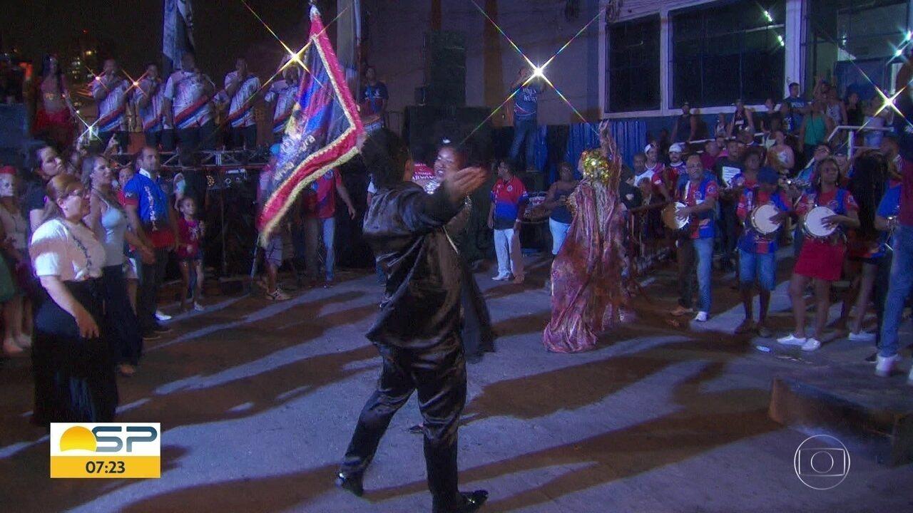 Escola de samba Pérola Negra divulga samba-enredo para o carnaval 2020