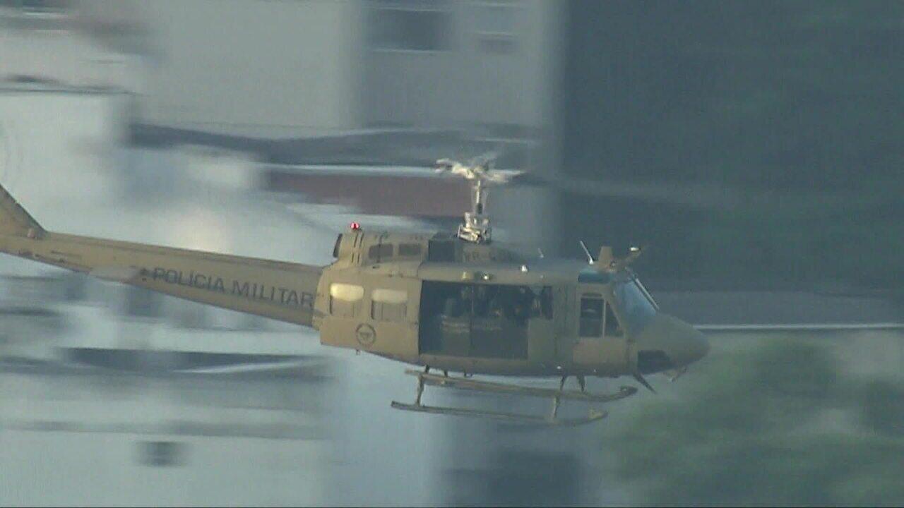 Quatro pessoas morreram e duas ficaram feridas durante operação da PM no Jacarezinho
