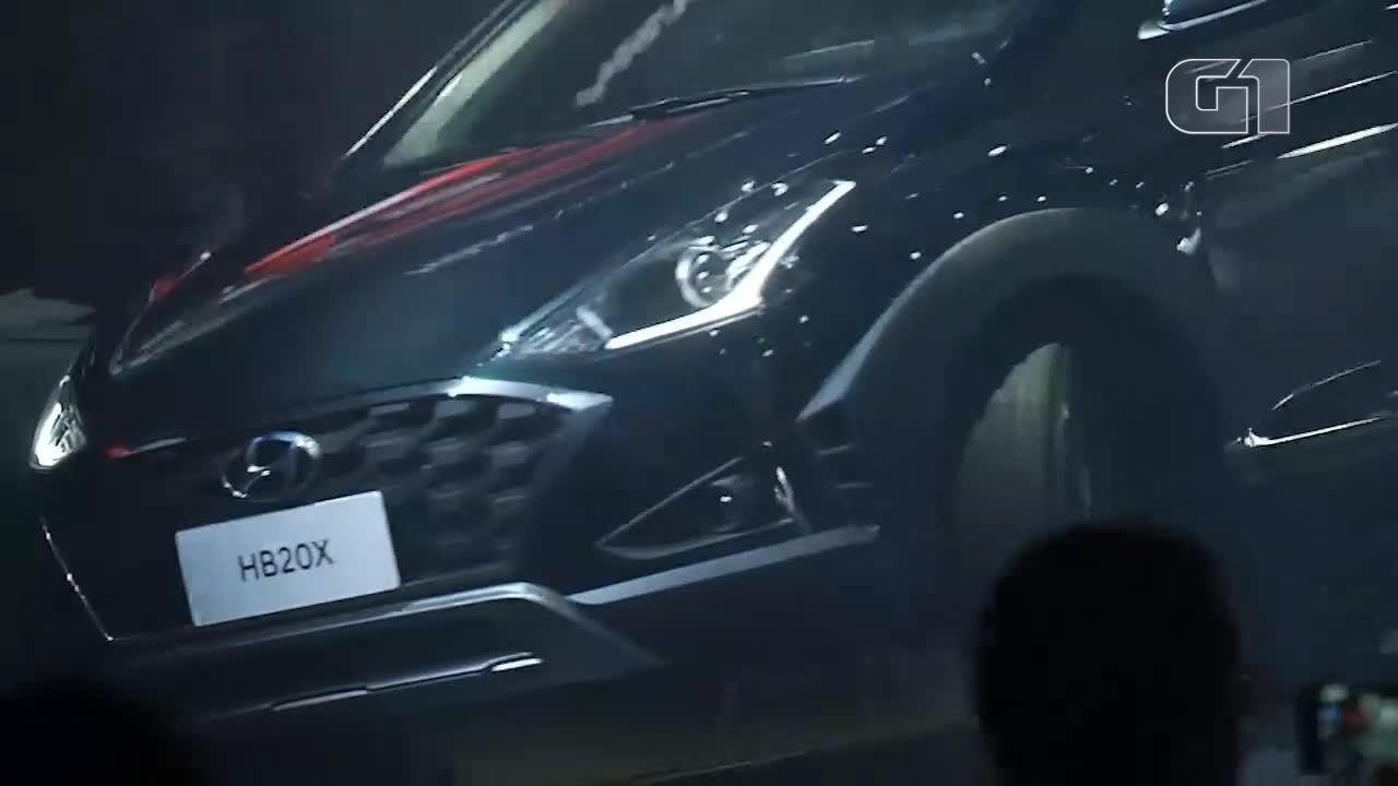 Hyundai HB20 2020 é lançado com motor turbo