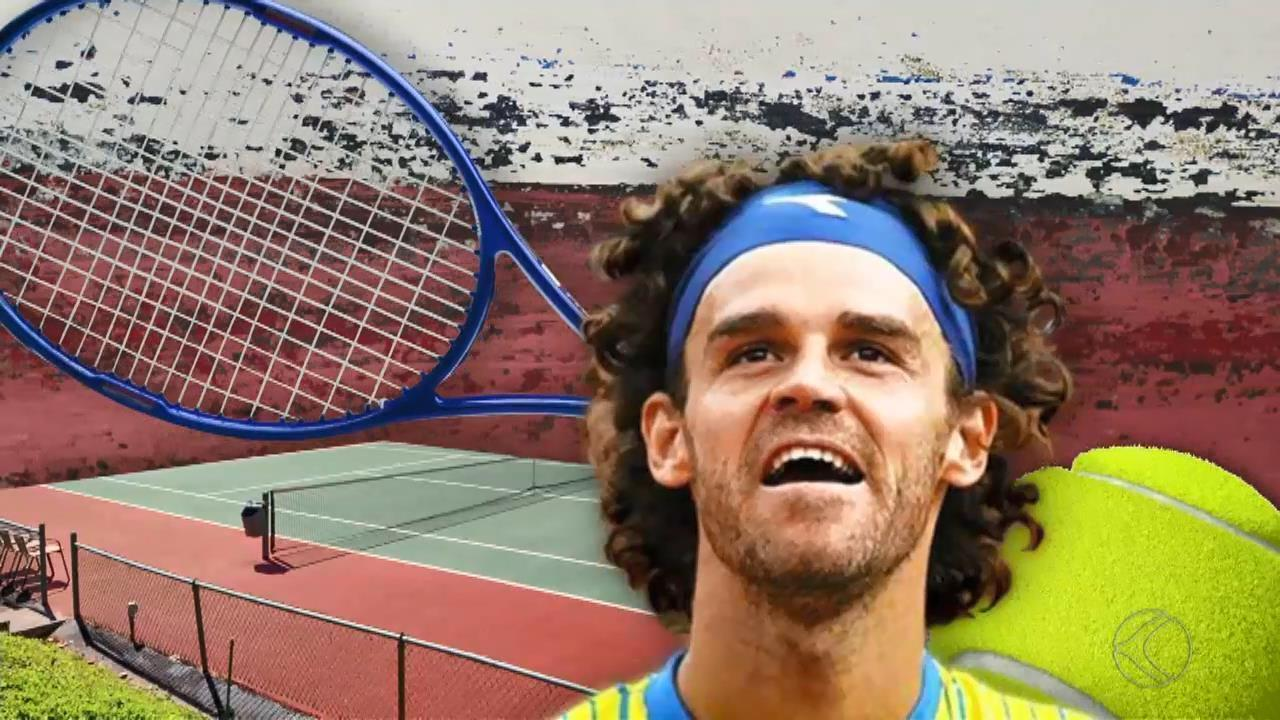Professor Olímpico aborda tênis, esporte que já rendeu glórias ao Brasil