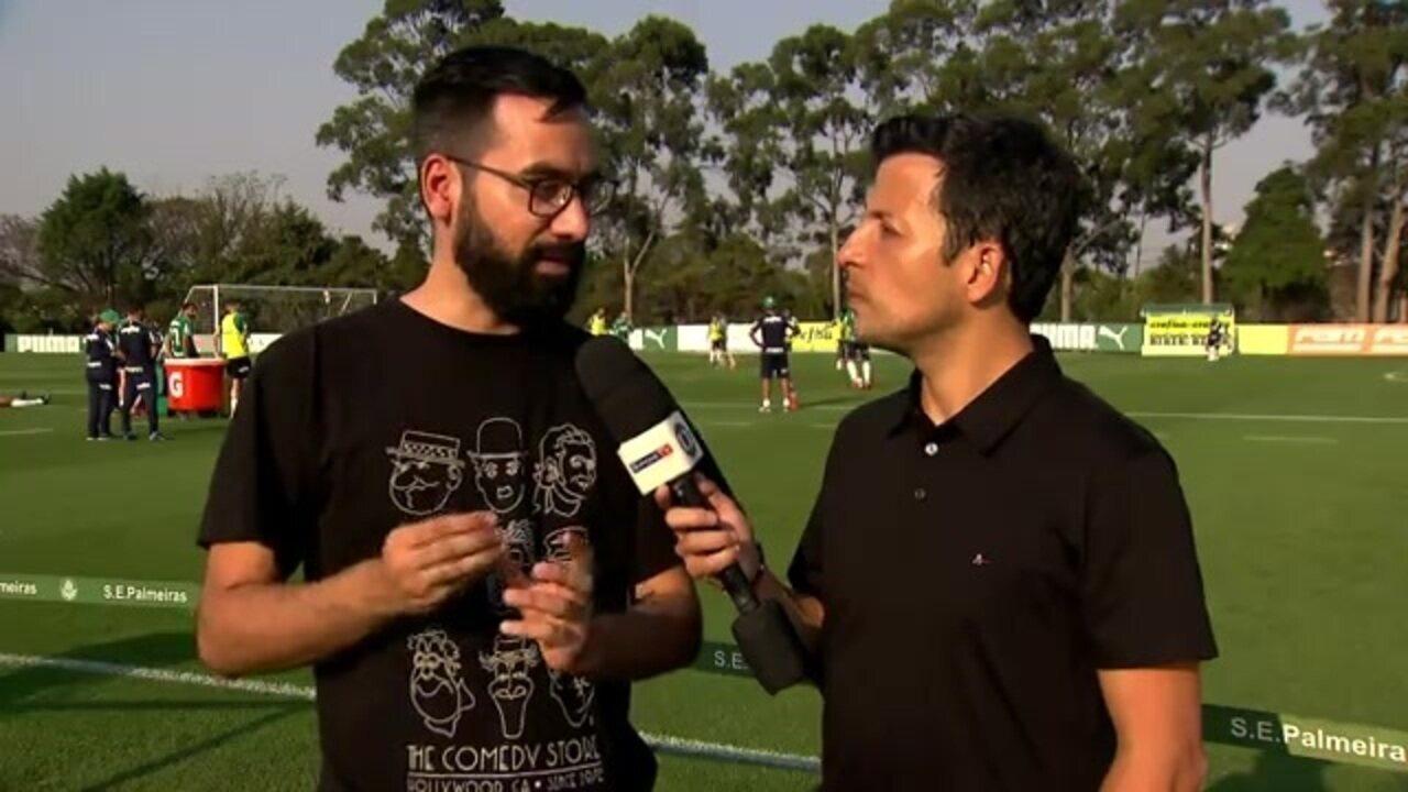 Boletim do Palmeiras: veja as principais informações do treino do Palmeiras