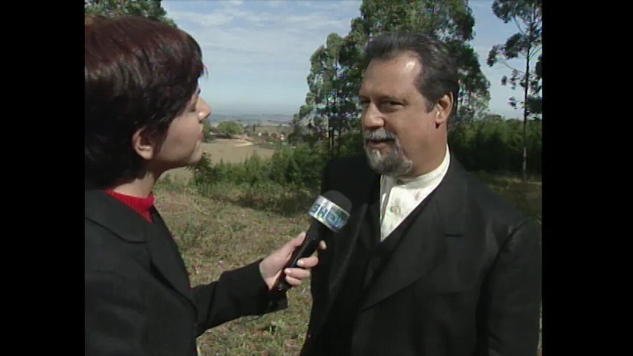 Relembre quem fez parte do elenco de Terra Nostra (1999)